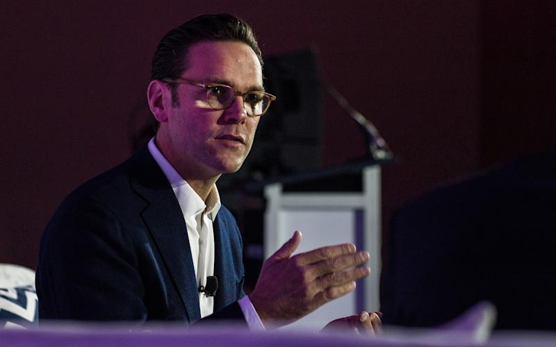 James Murdoch, the CEO of 21st Century Fox - © 2016 Bloomberg Finance LP