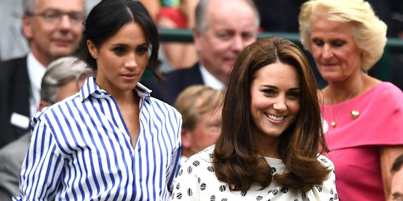 d28040a5b65c9 Kate Middleton Beats Meghan Markle to Win Top Royal Style Influencer ...