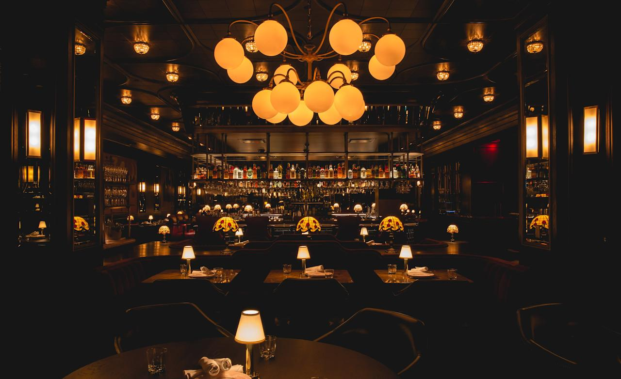 "<p><strong>Tell us about your first impressions when you arrived.</strong><br> Bavette's was one of the first restaurants to open in the completely reimagined <a href=""https://www.cntraveler.com/hotels/las-vegas/park-mgm-las-vegas?mbid=synd_yahoo_rss"" target=""_blank"">Park MGM</a>, formerly the Monte Carlo, and its darkly Belle Epoque–tinged interior signaled the casino-resort's confident step outside the typical Vegas-steakhouse comfort zone. The space is filled with velvet wingback chairs, Nouveau-style mirrors, Tiffany glass shades, and cozy red leather banquettes. When you walk in, the restaurant feels intimate; in fact, though, it just goes on and on, into smaller rooms packed with gallery-style vintage art.</p> <p><strong>What was the crowd like?</strong><br> These are serious food people who have either read about Bavette's superlative steaks, or know the restaurant from its Chicago reputation.</p> <p><strong>What should we be drinking?</strong><br> Bavette's has a super-strong cocktail game, with martinis, Old Fashioneds, and all the classics. There are no fewer than 22 to 25 selections each of bourbon, whiskey, and scotch, including plenty of hard-to-find selections like Pappy Van Winkle in (12, 15, 20, and 23 years aged). The wine list is extensive, with plenty of fairly priced choices.</p> <p><strong>Main event: the food. Give us the lowdown—especially what not to miss.</strong><br> The steaks are the main event here, but just about everything on the menu is worth a try. If you're feeling festive or happen to be dining with a large group, start with a chilled seafood platter. On a recent visit, our group split a 22-ounce, bone-in ribeye that had been dry-aged for 42 days; it was crunchy and crusty on the outside and tender inside. Don't pass up sides like elote-style corn and charred Brussels sprouts with dijon and Parmesan. For dessert, go for the mile-high carrot cake.</p> <p><strong>And how did the front-of-house folks treat you?</strong><br> Servers know their stuff. They might not be the career waitstaff of an older steakhouse, but their recommendations are good they can help you gauge just how much to order and how you might want to think about coursing your meal.</p> <p><strong>What's the real-real on why we're coming here?</strong><br> Since Bavette's occupies a number of rooms, its various atmospheres all serve a purpose. Big parties of conventioneers happily coexist with couples on quiet dates and intimate groups of friends.</p>"