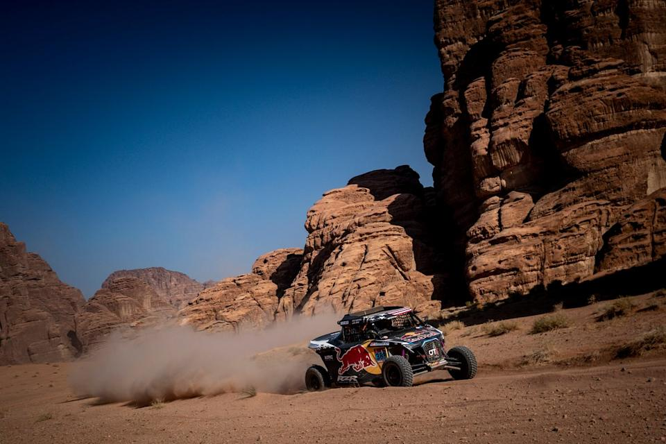 "#383 Red Bull Off-Road Team USA OT3: Seth Quintero, Dennis Zenz<span class=""copyright"">Red Bull Content Pool</span>"