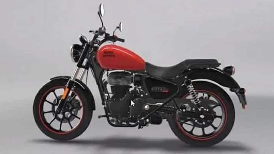 Royal Enfield Meteor 350 to be launched on November 6