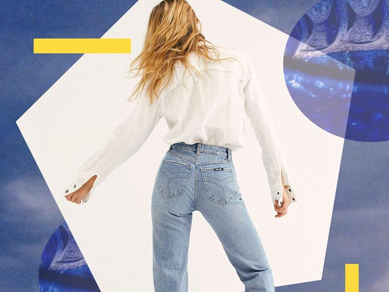 c270532039 Round Out Your Denim Collection With A Pair Of Light Wash Jeans