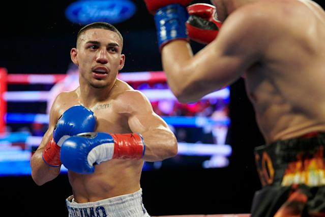 Teofimo Lopez has star power. (AP)