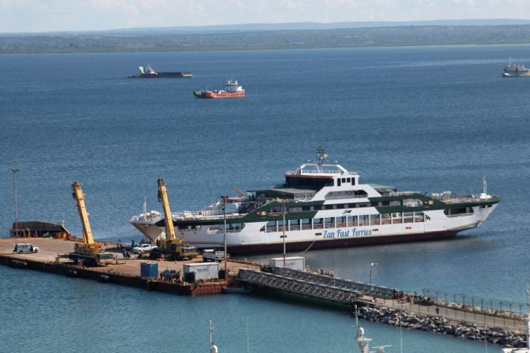 Sea Star, a large passenger vessel, arrived in Pemba on Sunday with around 1,400 people aboard