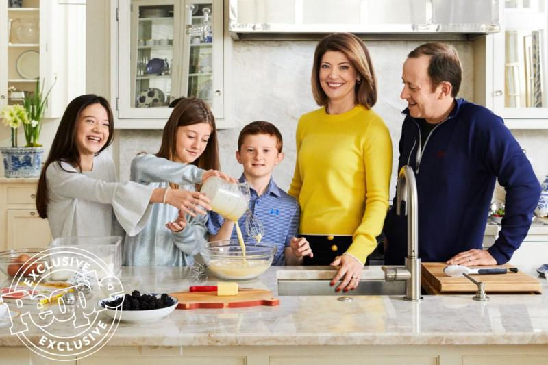 Norah O'Donnell on Her Sunday Supper Tradition: 'To Cook for the People You Love Is Like Therapy'