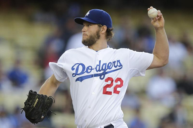 Kershaw pitches Dodgers to 5-2 win over White Sox