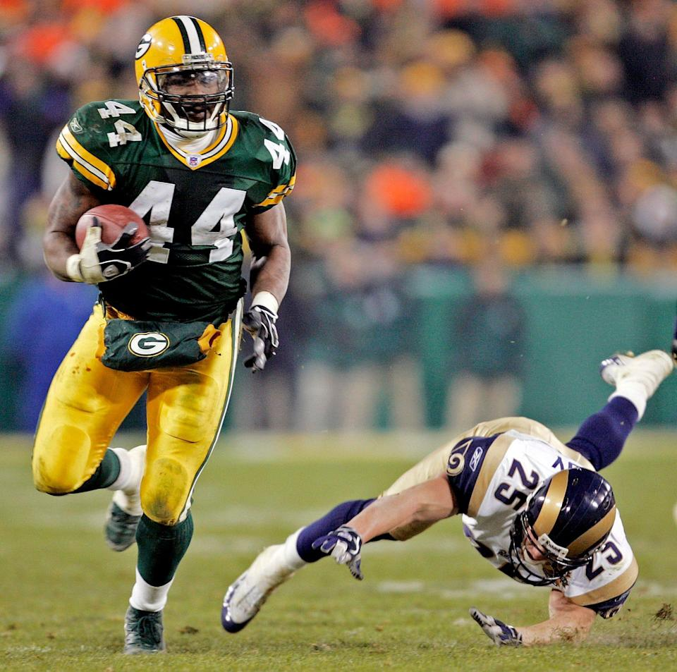 In suing the NFL, former Packers running back Davenport compared the use of race-norming to redlining, where Black people are denied home loans to live in certain neighborhoods.