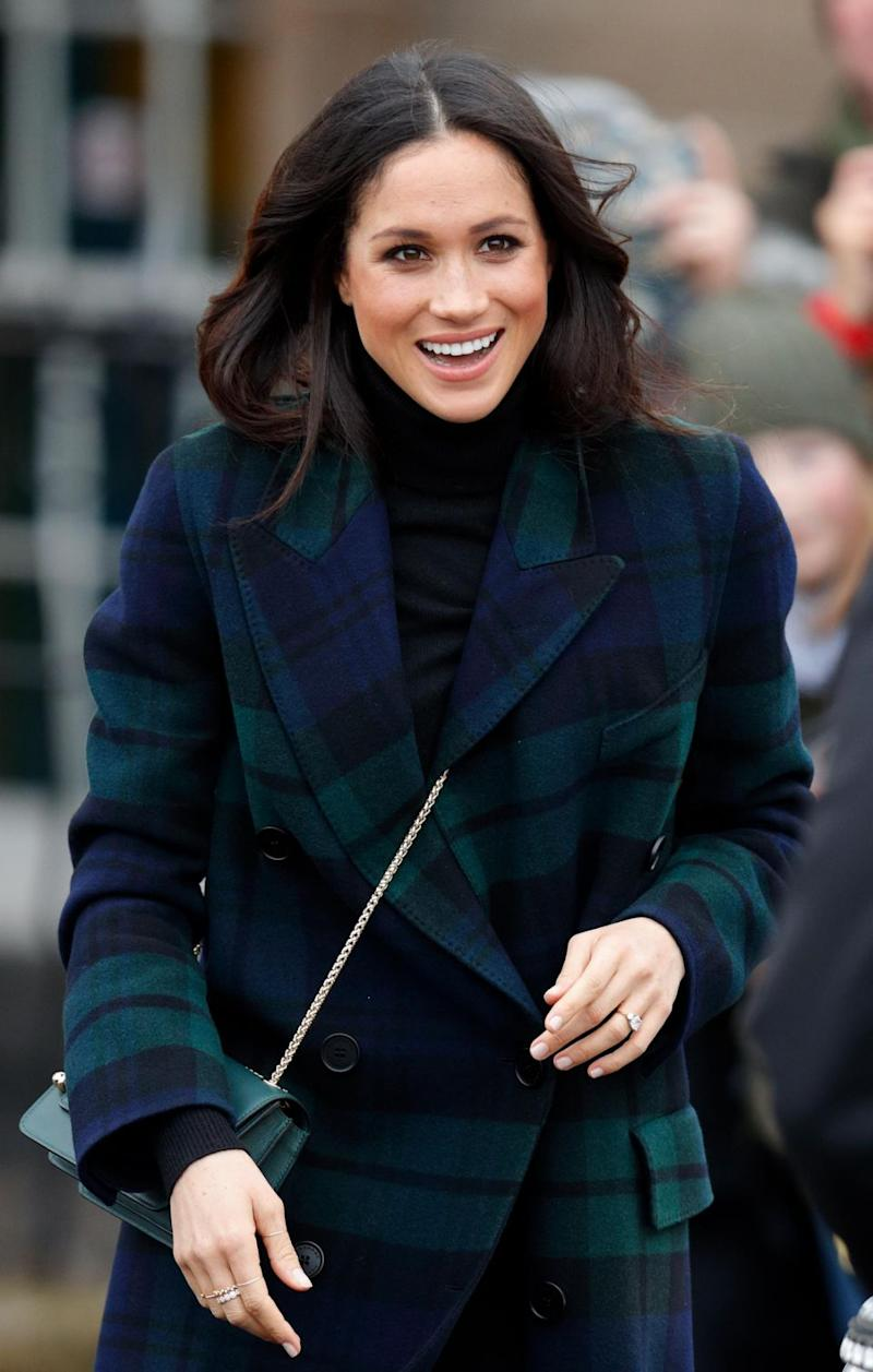 Years as an actress has seen Meghan bank a sizeable fortune. Photo: Getty