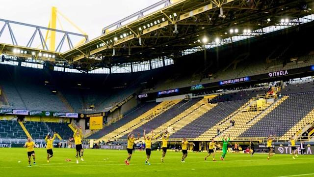 (Photo Credit:Borussia Dortmund Twitter)