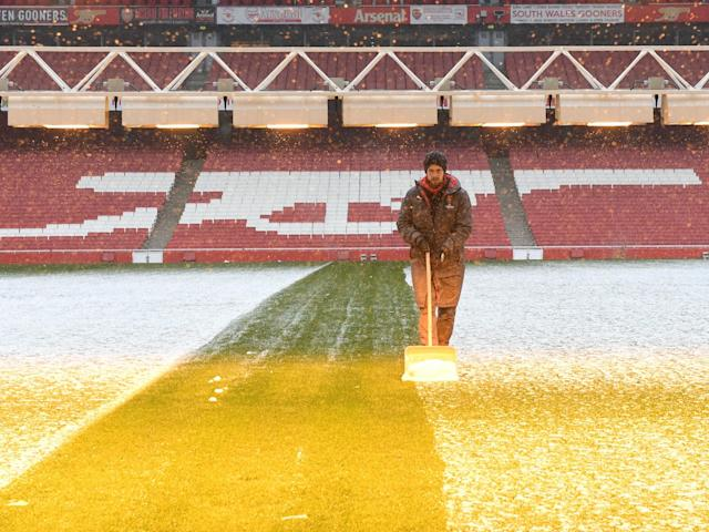 UK weather: Football, rugby union and rugby league postponements as snow storms take their toll - latest