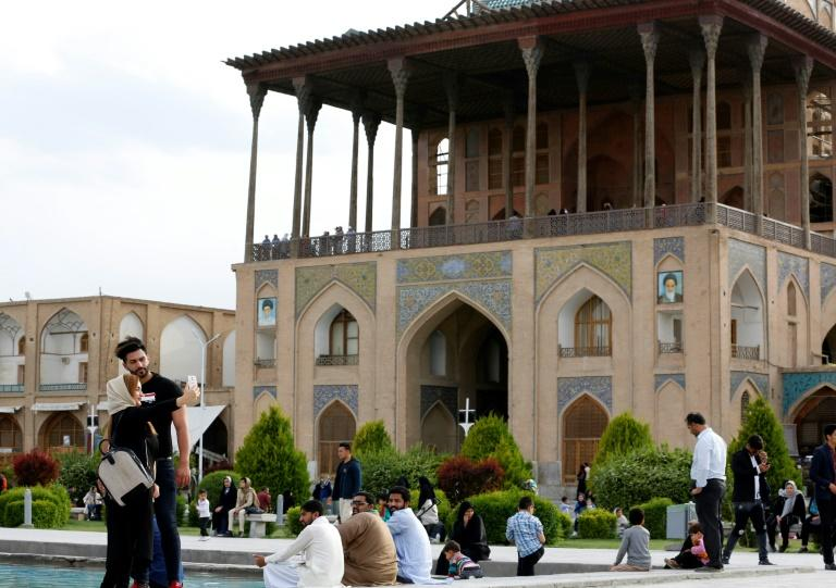 US Secretary of State Mike Pompeo says that if the US strikes Iran, it will respect international laws protecting cultural sites, like the historic Naqsh-e Jahan Square in Isfahan