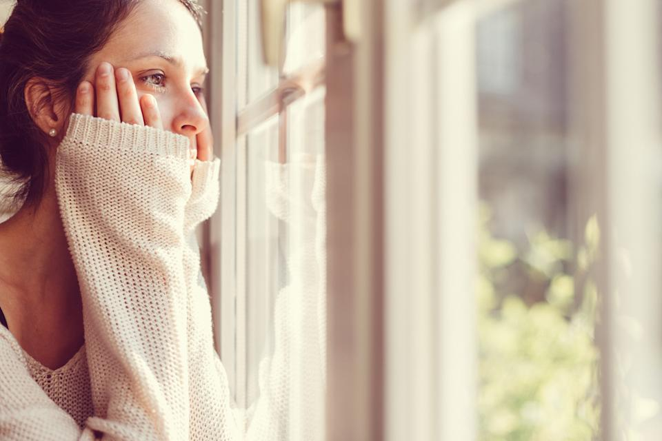 A domestic abuse charity has revealed calls to it's helpline have rocketed following the UK being put into lockdown. (Getty Images)