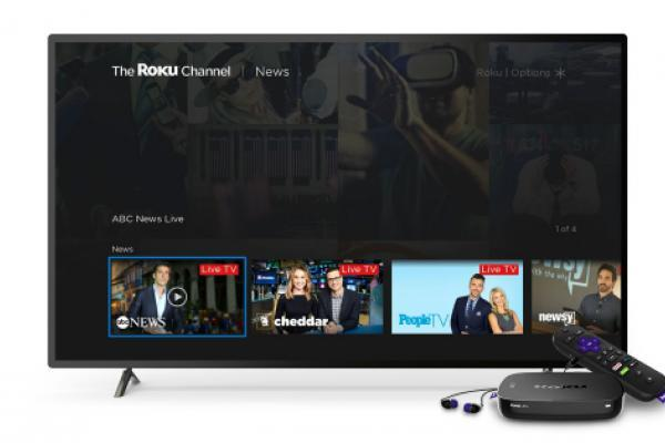 Roku CEO: Our Technology Should Be Included In Half Of TVs