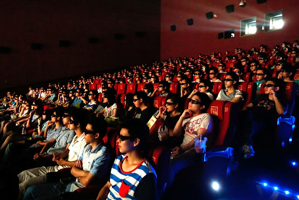 The multiplex experience has been put under the spotlight after high-profile figures complained on social media. (Photo by Visual China Group via Getty Images)