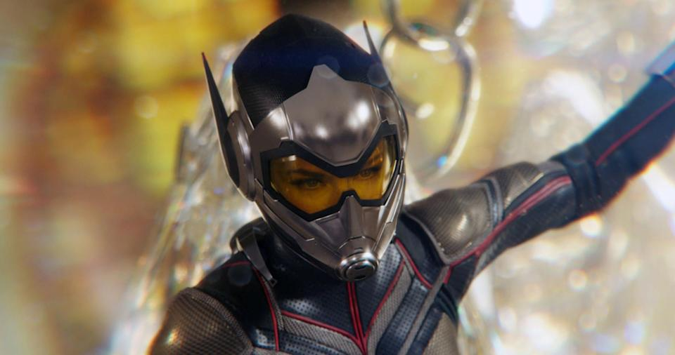 The Wasp in her first appearance