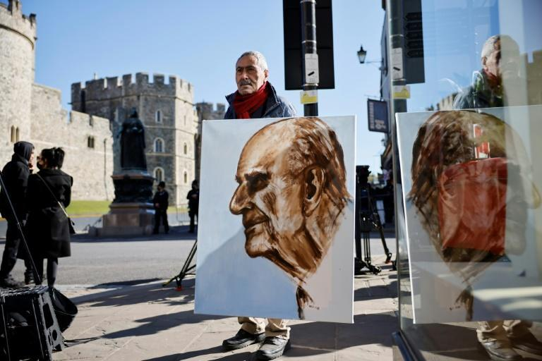 """Artist Kaya Mar said of Prince Philip: """"The country will miss him"""""""