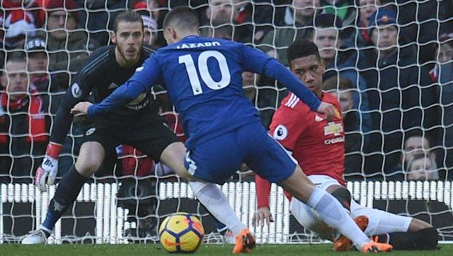 <p>While Eden Hazard may be convinced that he's destined to play in the middle, there's no denying that he's at his most formidable when cutting in from the left wing.</p> <br><p>When Chelsea lost in both of their two recent trips to Manchester, Hazard was deployed as a false nine, in a system that simply didn't work. While football tactics are undeniably a complex science, it doesn't take a genius to understand that lumping the ball up to a 5ft 6' player isn't going to work a treat.</p> <br><p>Hazard made his name with daring, horizontal runs across the edge of the penalty area, and Chelsea would do well to use this weapon again.</p>