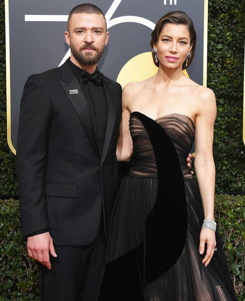 Justin Timberlake and Jessica Biel | Kevork Djansezian/NBCU Photo Bank/NBCUniversal via Getty