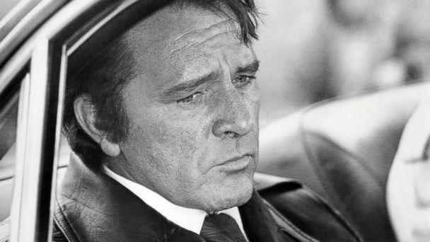 PHOTO: Welsh actor Richard Burton (1925 - 1984) as gangster Vic Dakin in 'Villain', directed by Michael Tuchner in 1971. (Silver Screen Collection/Getty Images)
