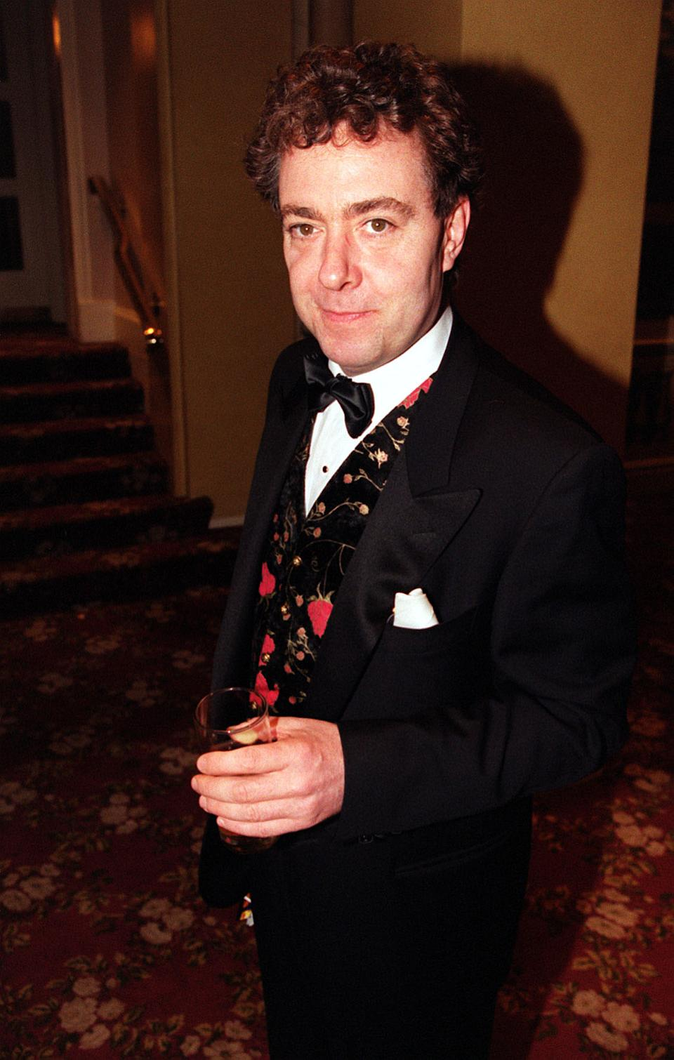 Actor / comedian John Sessions, at the Royal Television Society Programme Awards at London's Grosvenor House Hotel.   (Photo by Peter Jordan - PA Images/PA Images via Getty Images)