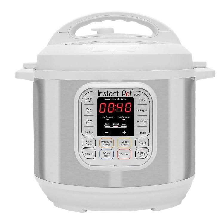 Ivory Instant Pot Duo 60. (Photo: Amazon)
