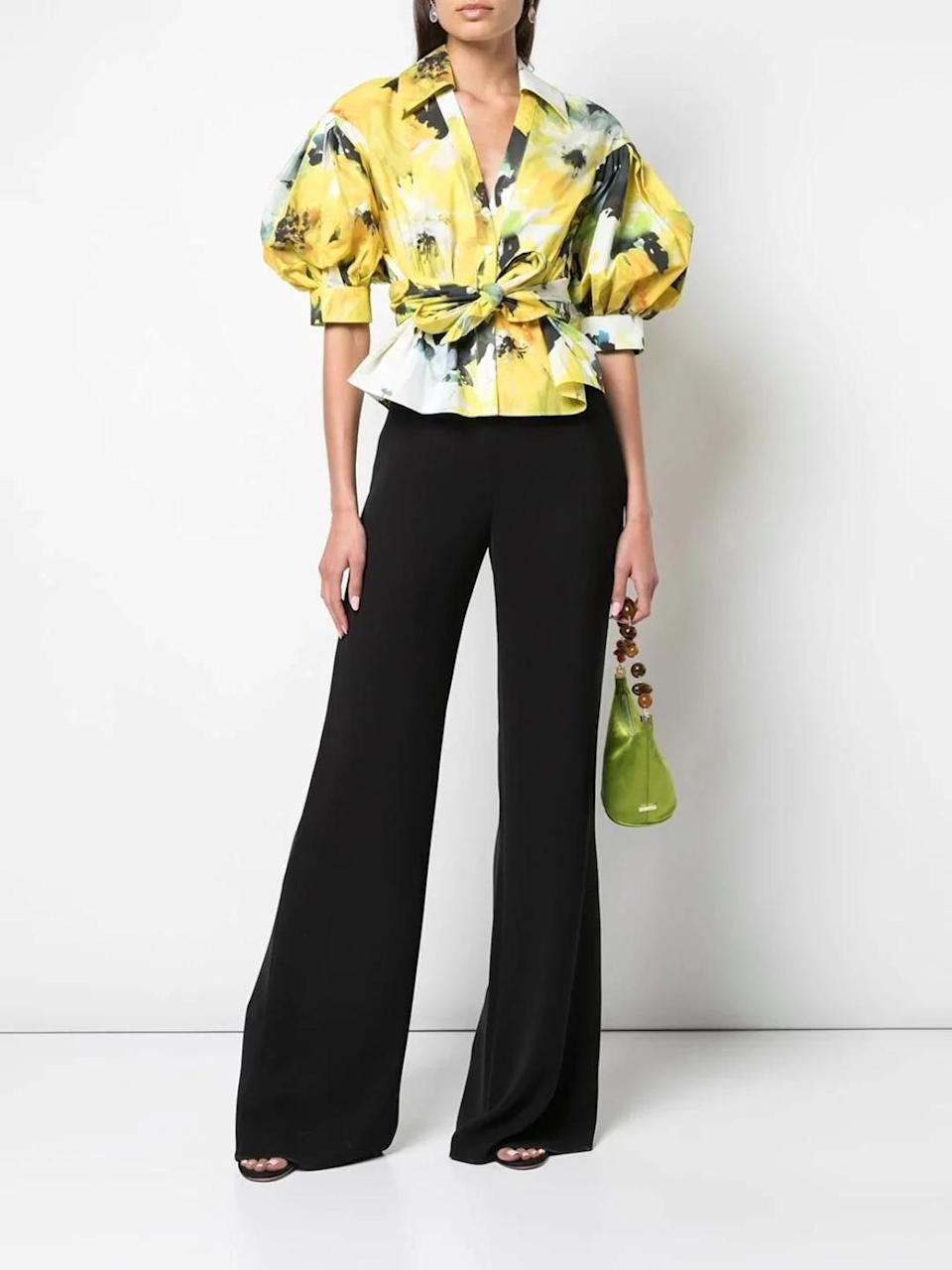 """<p><strong>Marchesa</strong></p><p>marchesa.com</p><p><strong>$895.00</strong></p><p><a href=""""https://www.marchesa.com/products/m26415a"""" rel=""""nofollow noopener"""" target=""""_blank"""" data-ylk=""""slk:Shop Now"""" class=""""link rapid-noclick-resp"""">Shop Now</a></p><p>I know. I know. Marchesa is expensive as hell. But the <strong>50 percent off discount using the code SUMMERSALE</strong> might be the biggest deal you'll ever come across on the red carpet-worthy brand. You're welcome.</p>"""