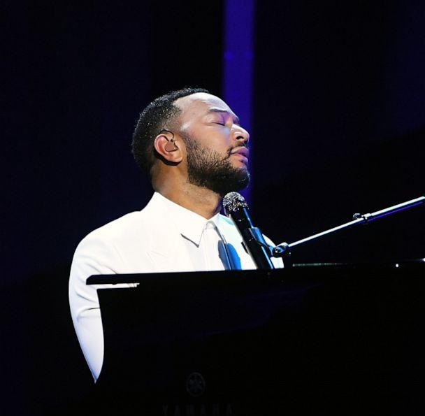 PHOTO: John Legend performs onstage at the 2020 Billboard Music Award broadcast on Oct. 14, 2020 at the Dolby Theatre in Los Angeles. (Kevin Winter/Getty Images for DCP)