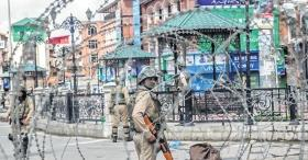 Jammu&Kashmir lockdown elicits frowns from US, UK