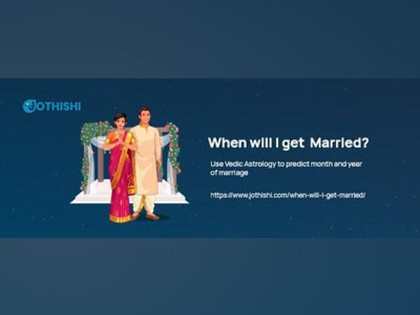 Marriage date prediction by Jothishi.com