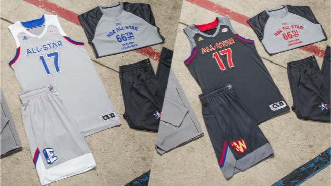 983aaf13f00 Here s Your First Look At The 2017 NBA All-Star Game Jerseys