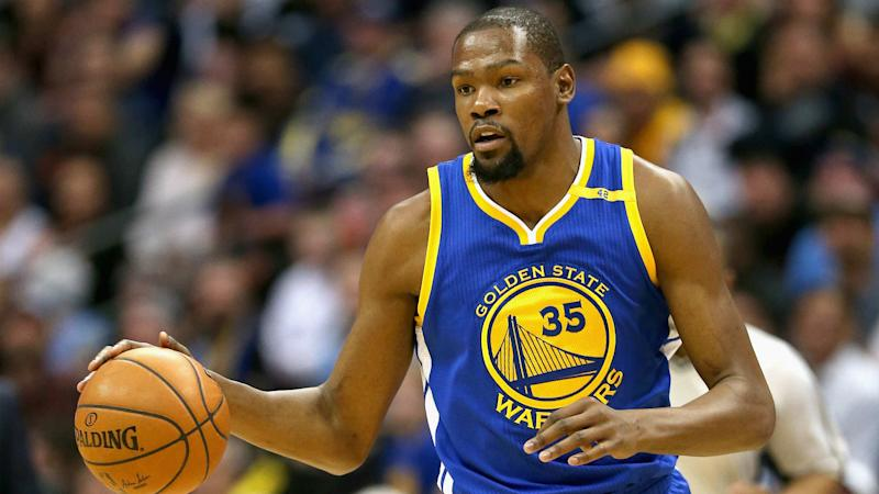 ada8304c8da Warriors star Durant   39 not trying to put a date on  39