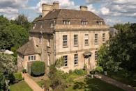 """<p>With a honey-hued facade, this breathtaking mansion has everything you need for a grand staycation. Inside, you'll discover an impressive sweeping staircase, an open fire in the living room, large sash windows, cushiony soft sofas and a shaker-style kitchen. Looking to holiday on home turf this year? Look no further than Wiltshire Cottage...</p><p><a class=""""link rapid-noclick-resp"""" href=""""https://go.redirectingat.com?id=127X1599956&url=https%3A%2F%2Fwww.snaptrip.com%2Fproperties%2Funited-kingdom%2Fengland%2Fwiltshire%2Fcorsham%2Fcorsham-cottage-jz3gqp&sref=https%3A%2F%2Fwww.countryliving.com%2Fuk%2Fhomes-interiors%2Fproperty%2Fg35136401%2Fperiod-properties-rent%2F"""" rel=""""nofollow noopener"""" target=""""_blank"""" data-ylk=""""slk:MORE INFO"""">MORE INFO </a></p>"""
