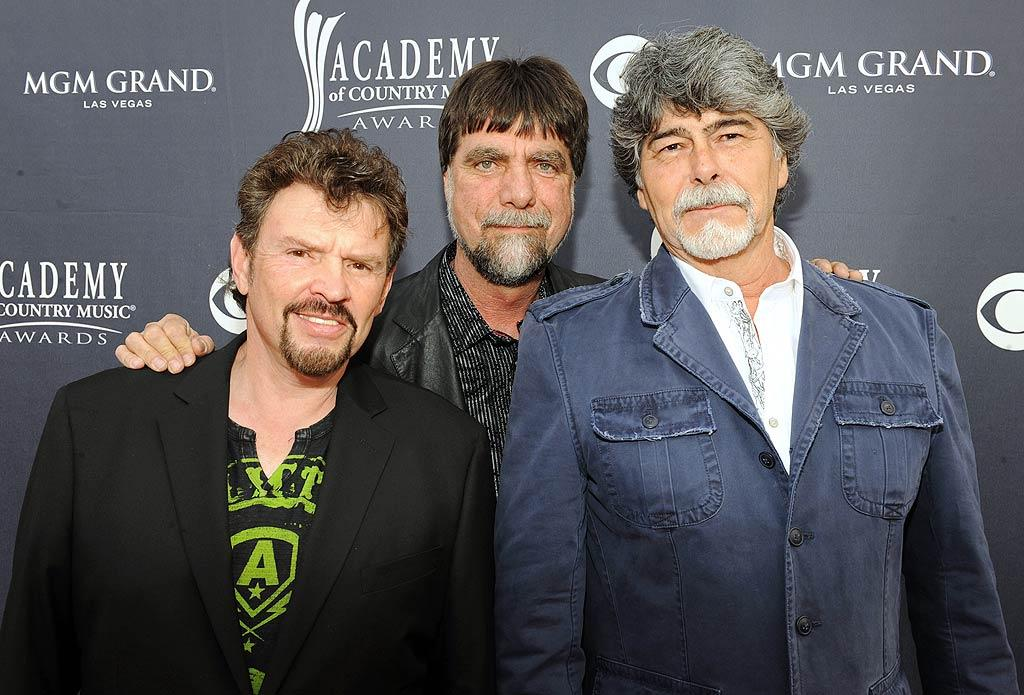 """Alabama  Grade: D+   Alabama's Jeff Cook, Teddy Gentry, and Randy Owen have been together since 1969, but they might want to consider updating their look! Frazer Harrison/ACMA2011/<a href=""""http://www.gettyimages.com/"""" target=""""new"""">GettyImages.com</a> - April 3, 2011"""