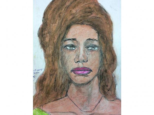 PHOTO: A sketch drawn by convicted serial killer Samuel Little of one of his victims, a a black woman around 40-years-old killed in Las Vegas in 1993. (FBI)