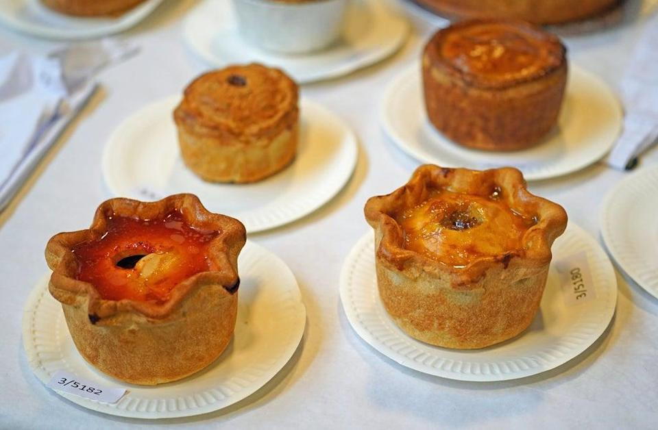 A definition of what constitutes a pie has been backed by Parliament (Jacob King/PA) (PA Wire)