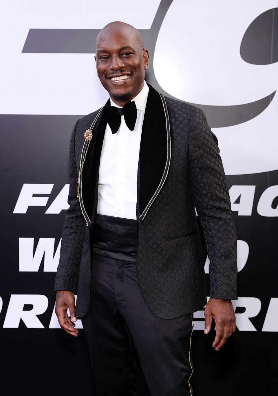 <p>After his <em>Fast and Furious </em>debut, Tyrese Gibson became a longstanding character of the franchise. In between installments, Gibson starred in several other successful films, such as <em>Transformers</em>, <em>Legion</em>, and <em>Annapolis</em>. </p>