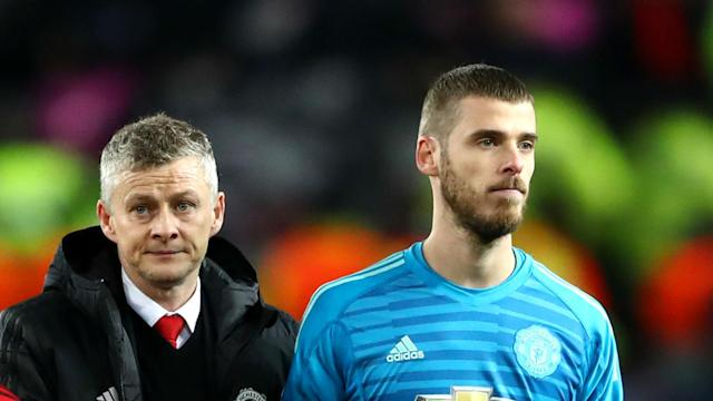 Fresh from signing a new deal with Manchester United, David de Gea has spoken glowingly of boss Ole Gunnar Solskjaer.