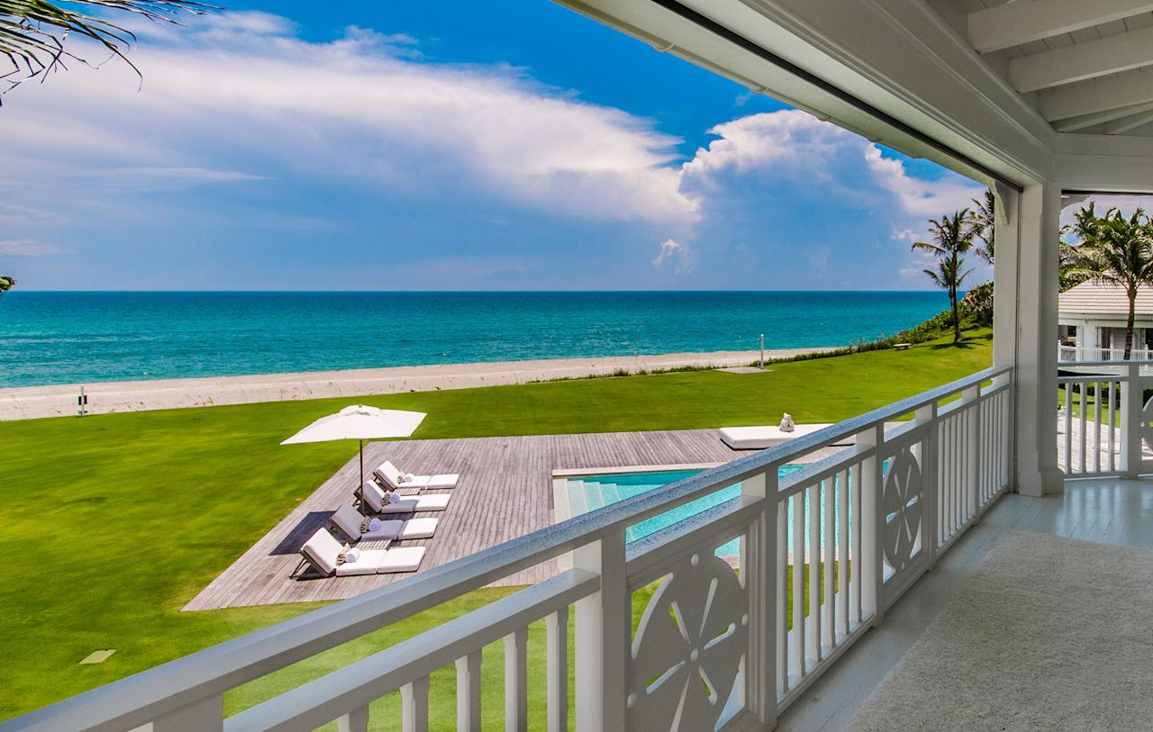 Check out Celine Dion's dreamy Florida estate on the market for $72 million