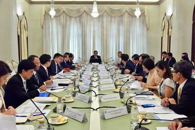 Thailand announces new promotion package to attract investment (PRNewsfoto/Thailand Board of Investment)