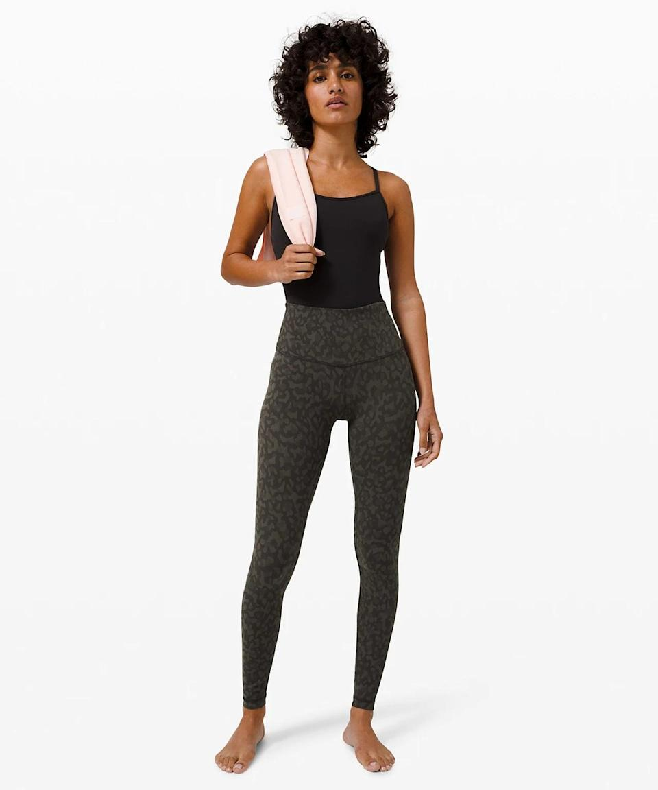 <p>The <span>Lululemon Align Pant</span> ($98) is the buttery-soft yoga pant of your dreams. When you think of cozy, comfortable leggings, you'll think of these.</p>