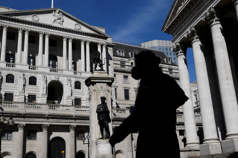 Bank of England to finance UK government if markets turn sour
