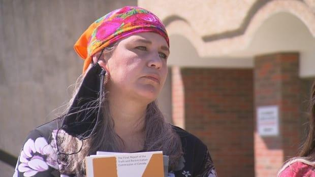 Indigenous advocate Michelle Robinson says she hopes this is the first of many schools do undergo a renaming.