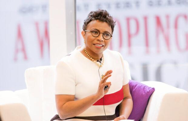 Viacom's Marva Smalls Talks About Creating a 'Culture of Inclusion'