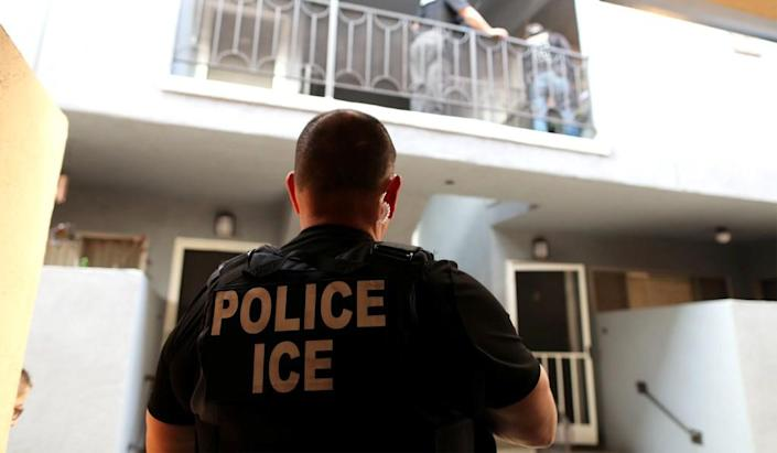 ICE Planning Arrests in Sanctuary Cities