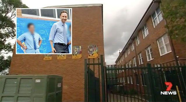 Nineteen Sydney schools have been placed on a radicalisation watchlist just days after Punchbowl Boys' High School principal Chris Griffiths was sacked over claims of runing the school like a mosque. Source: 7 News