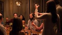 """<p>When a man accepts an invitation to a dinner party at his ex-wife's house, things go as one would expect: extremely bad. It turns out she and her new husband have cooked up some evil plans for the rest of the night.</p> <p><a href=""""https://www.netflix.com/title/80048977"""" class=""""link rapid-noclick-resp"""" rel=""""nofollow noopener"""" target=""""_blank"""" data-ylk=""""slk:Watch The Invitation on Netflix now."""">Watch <strong>The Invitation</strong> on Netflix now.</a></p>"""
