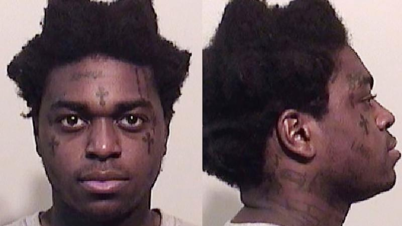 Kodak Black Sentenced to Over 3 Years in Prison