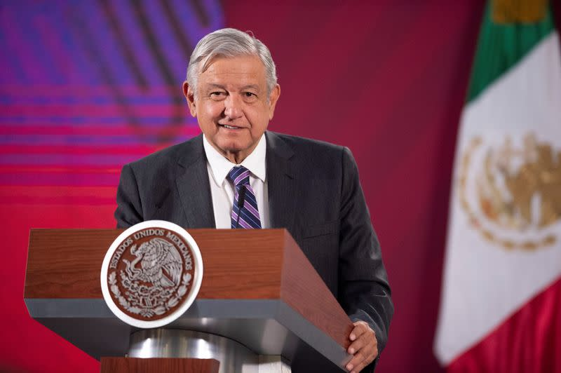 Mexican president calls on Russia, Saudi Arabia to end oil price war
