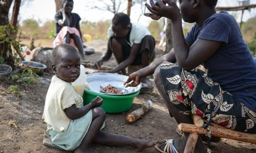 'I saw so much killing': the mental health crisis of South Sudan refugees