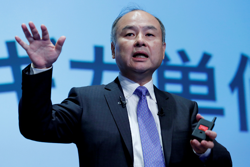 From $5.5 Billion to $17 Billion, Softbank Soars as Masayoshi Son Makes Biggest Ever Buyback